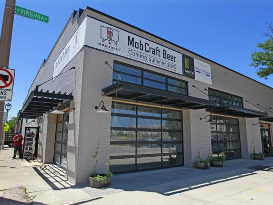 MobCraft Beer had donated a percentage of profits during