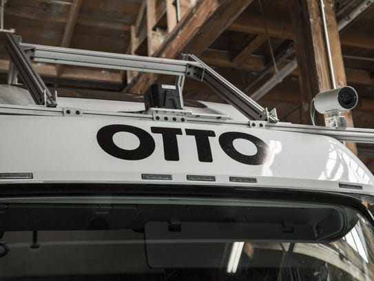 Otto is a self-driving truck company started by Google