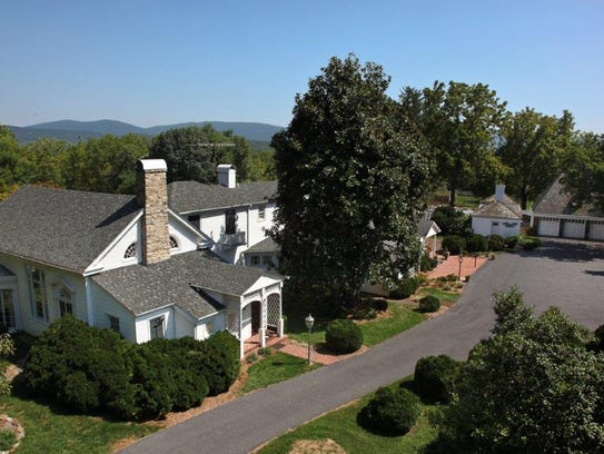 1595 Duke Road in Waynesboro, which is for sale for