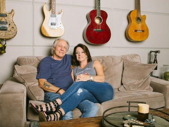 Rhonda Nelson & Wayne Nelson