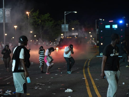 State Police respond to disturbances at Summer Jam