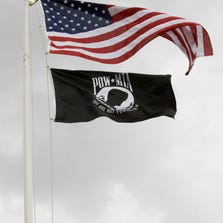 Friday is National POW/MIA Recognition Day.