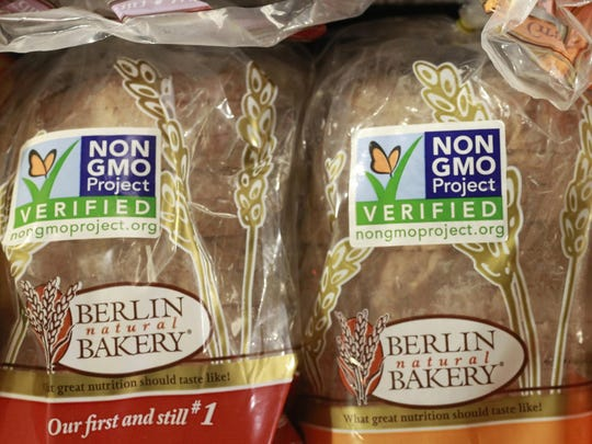 A recent study found nearly half of consumers avoid GMO-labeled foods, Campbell writes.