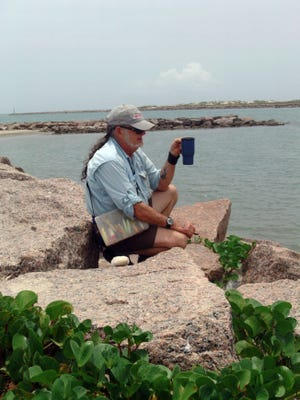 Billy Sandifer spent much of his life either defending his country or defending Padre Island and the wildlife that lives there.