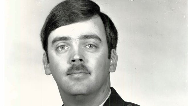 This undated photo released by the U.S. Air Force shows Capt. William Howard Hughes, Jr., who was formally declared a deserter by the Air Force Dec. 9, 1983. He was apprehended June 6 by Air Force Office of Special Investigations Special Agents from Detachment 303, Travis Air Force Base, Calif., where he's awaiting pre-trial confinement.