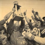 Lambright, who coached the Bulldogs from 1967-78, led Tech to three consecutive Division II national titles from 1972-74.