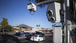 Photo enforcement in Scottsdale.
