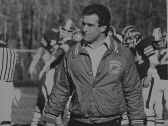 Coach George Conti Jr. guided Asbury Park to its first
