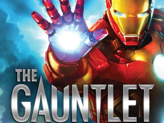 Iron Man novel cover