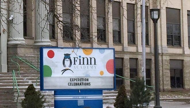 Trustees of the Finn Academy charter school will hold a special meeting Wednesday.