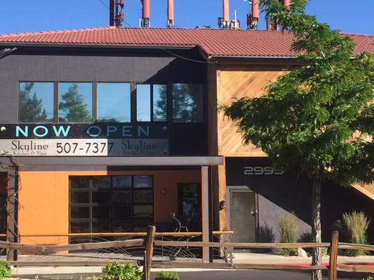 Skyline Kitchen & Vine on Skyline Boulevard is from the owner of Sierra St. Kitchen & Bar in downtown Reno.