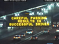 ADOT again delivered a clever message to Phoenix-area