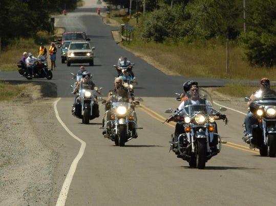 VFW Post's annual benefit, ride June 11