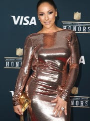 Delicia Cordon arrives at the 6th annual NFL Honors