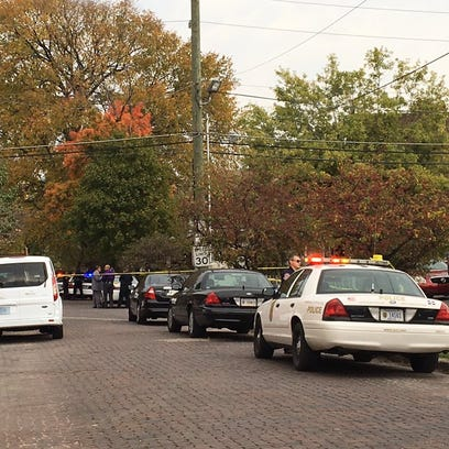 Police are investigating a police-involved shooting