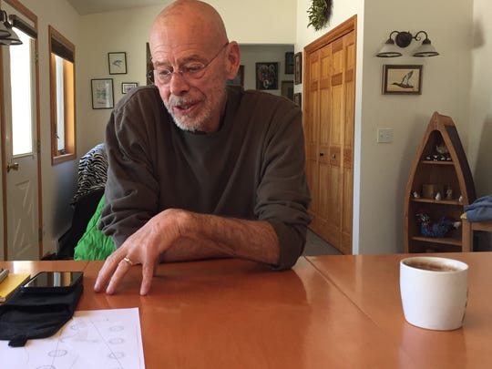 Dr. J.D. Moore of Lewistown worked at the Montana Mental