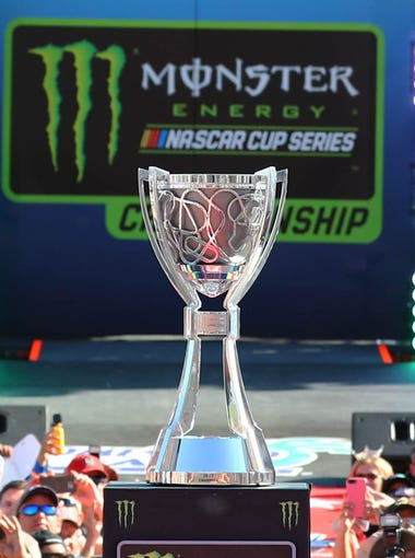 The first champion in NASCAR's premier series was crowned in 1949. A look at every Cup champion in order of most titles.