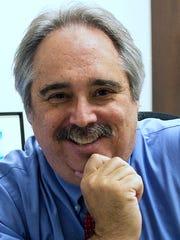 Dino Chiecchi, associate professor in UTEP's Communication