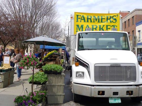 Burlington Farmers Market
