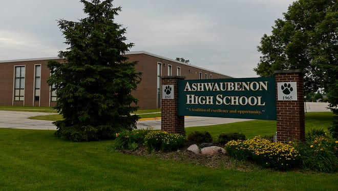 Ashwaubenon High School.
