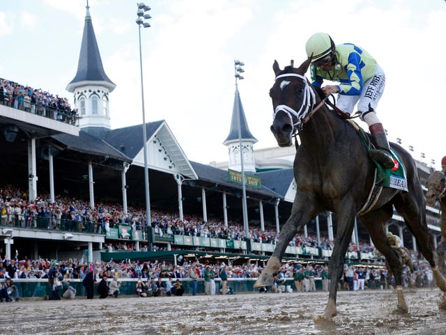 Kentucky Derby: Run of favorites makes it even harder to win big
