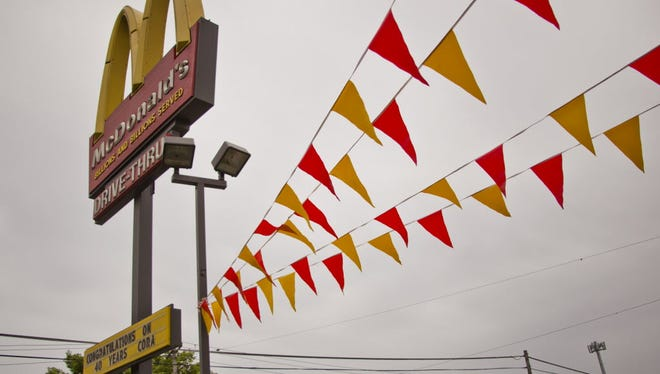 Twenty McDonald's restaurants in York County are holding a hiring event March 3 from 8 to 11 a.m. and from 2 to 8 p.m.
