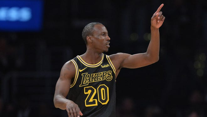 Andre Ingram scored 19 points in his NBA debut.