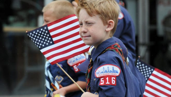The West Allis Memorial Day parade commences at 10 a.m. on W. Greenfield Avenue atS. 81st Street, West Allis, May 28.