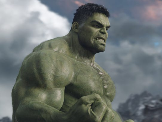 Hulk (Mark Ruffalo) is more talkative than usual in