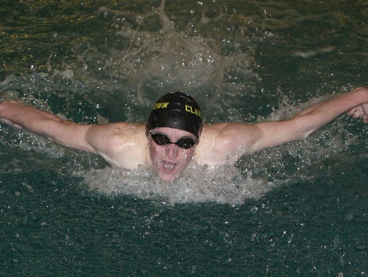 Rockland County swimming championships