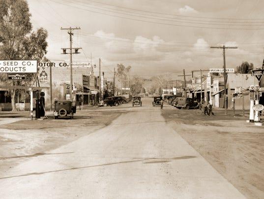 Gilbert Road