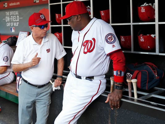 Mark Lerner, Dusty Baker