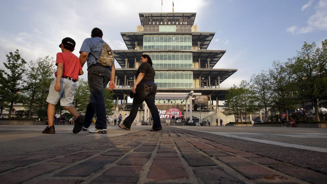 Both IndyCar and NASCAR will cross the famed yard of bricks this weekend in Indianapolis.