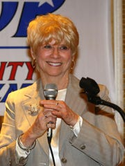 """Former New Jersey Lottery Director Virginia """"Ginny"""""""