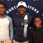 Penn State's recruiting hits rarefied level with winning ways, Franklin's 'it factor'
