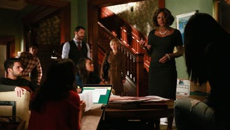 """Viola Davis in a scene from Thursday's season finale of """"How to Get Away with Murder."""""""
