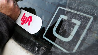 A new study on profits from ride-hailing services Uber and Lyft shows drivers might not be making minimum wage.