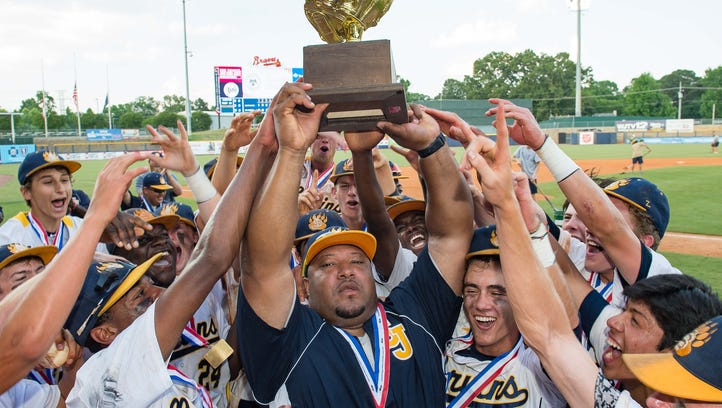 St. Joe cruises past East Union, captures first baseball title in 41 years