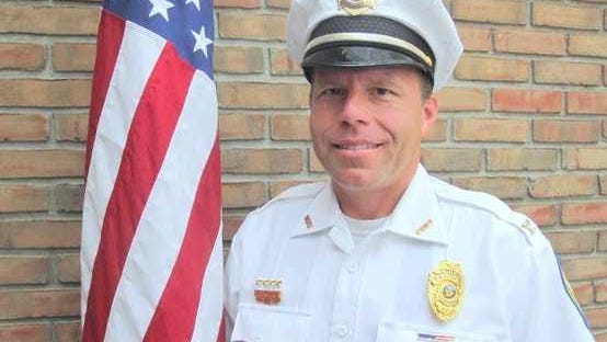 Bucyrus Police Chief David Koepke