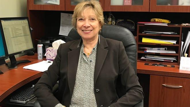 Tenafly Schools Superintendent Lynn Trager