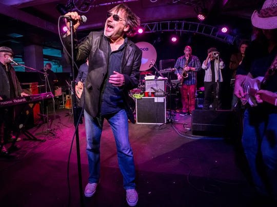 Southside Johnny and the Asbury Jukes.