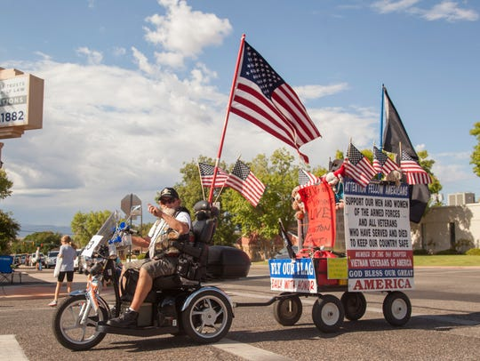 The Washington County Fair parade is a fan favorite that organizers bring back every year.