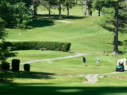 The Caledonia Golf Club is under new management.