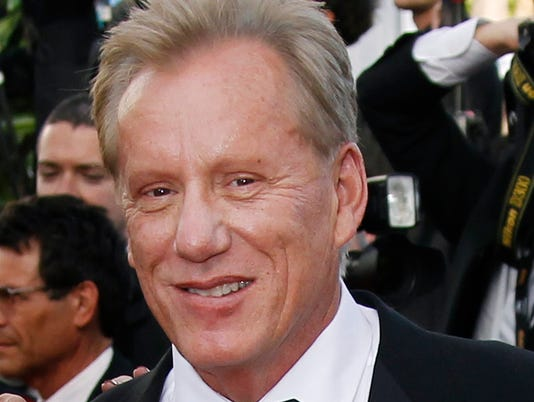 AP PEOPLE JAMES WOODS I ENT FILE FRA