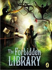 """The Forbidden Library"" by Django Wexler:"