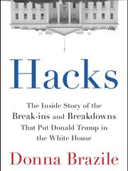 """In """"Hacks: The Inside Story of the Break-ins and Breakdowns That Put Donald Trump in the White House,"""" book by Donna Brazile, excerpts reveal the Clinton campaign colluded to secure the presidential nomination long before the DNC convention."""