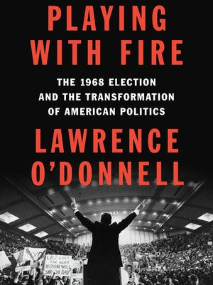 'Playing With Fire' by Lawrence O'Donnell