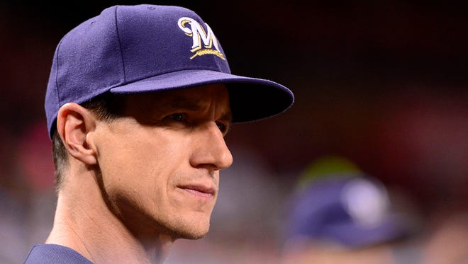 Manager Craig Counsell and his Milwaukee Brewers embark on a 10-day, nine-game trip to Colorado, San Francisco and Los Angeles starting Friday.