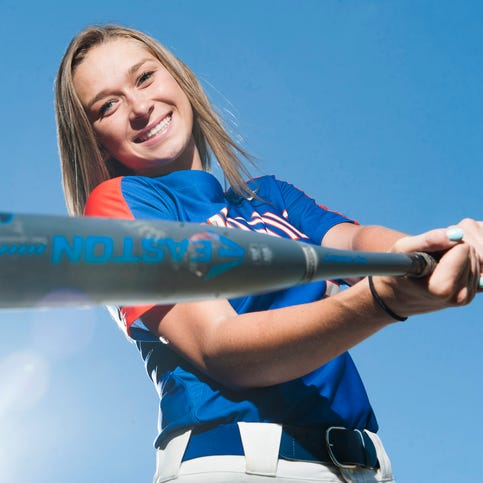 Softball: Millville's Rian Eigenmann is the Player of the Year