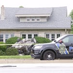 Police officer shot and killed in Indianapolis suburb